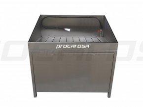 Umývací stôl Procarosa MST 1200 INOX