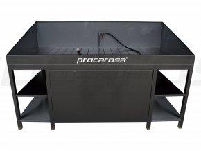 Umývací stôl Procarosa MST 2000 INOX