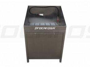 Umývací stôl Procarosa MST 800 INOX