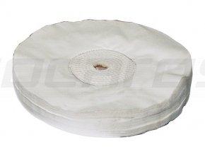 Leštiaci kotúč mäkký, Ø 200 × 20 mm / Ø 16 mm