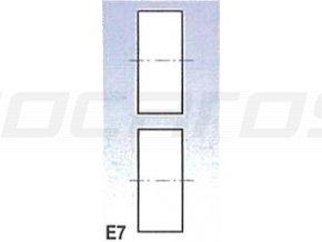 Rolny typ E7 (pre SBM 140-12 a 140-12 E)