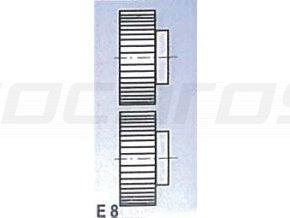 Rolny typ E8 (pre SBM 140-12 a 140-12 E)