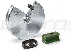 Súprava Ø 15 - 3 D / polomer 45 mm