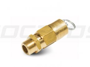 "Poistný ventil 10 bar, 3/8 "", CE 97/23"