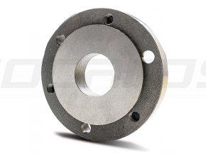 Príruba pre skľučovadlo 125 mm pre TU 2304 (3 otvory)