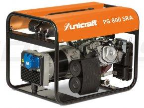 Elektrocentrála PG 800 SRA