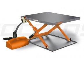Hydraulický zdvíhací stôl SHT 1001 G