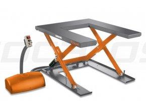 Hydraulický zdvíhací stôl SHT 1001 U