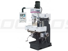 Univerzálna frézka OPTImill MT 50