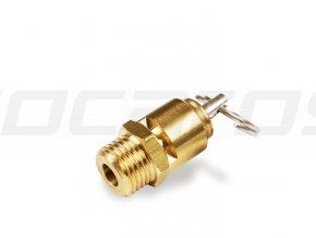 "Poistný ventil 15 bar, 1/4 "", CE 97/23"