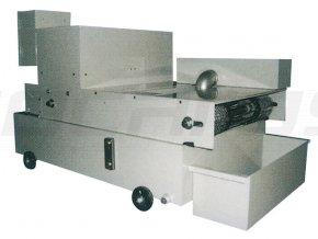 Automatický papierový filtračný pás s chladením pre FSM 2550