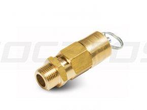 "Poistný ventil 15 bar, 1/2 "", CE 97/23"
