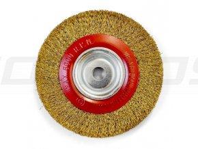 Brúsna kefa ø 150 x 20 mm, ø 16 mm