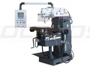 Univerzálna frézka OPTImill MT 130 S