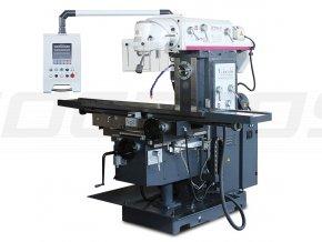 Univerzálna frézka OPTImill MT 230 S