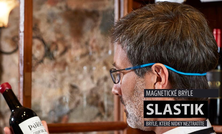 Slastik brýle na čtení