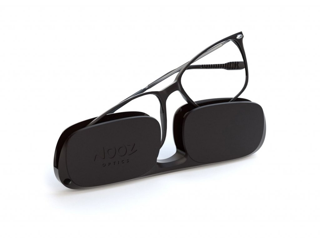 BAO NOOZ Essential brýle na čtení černá