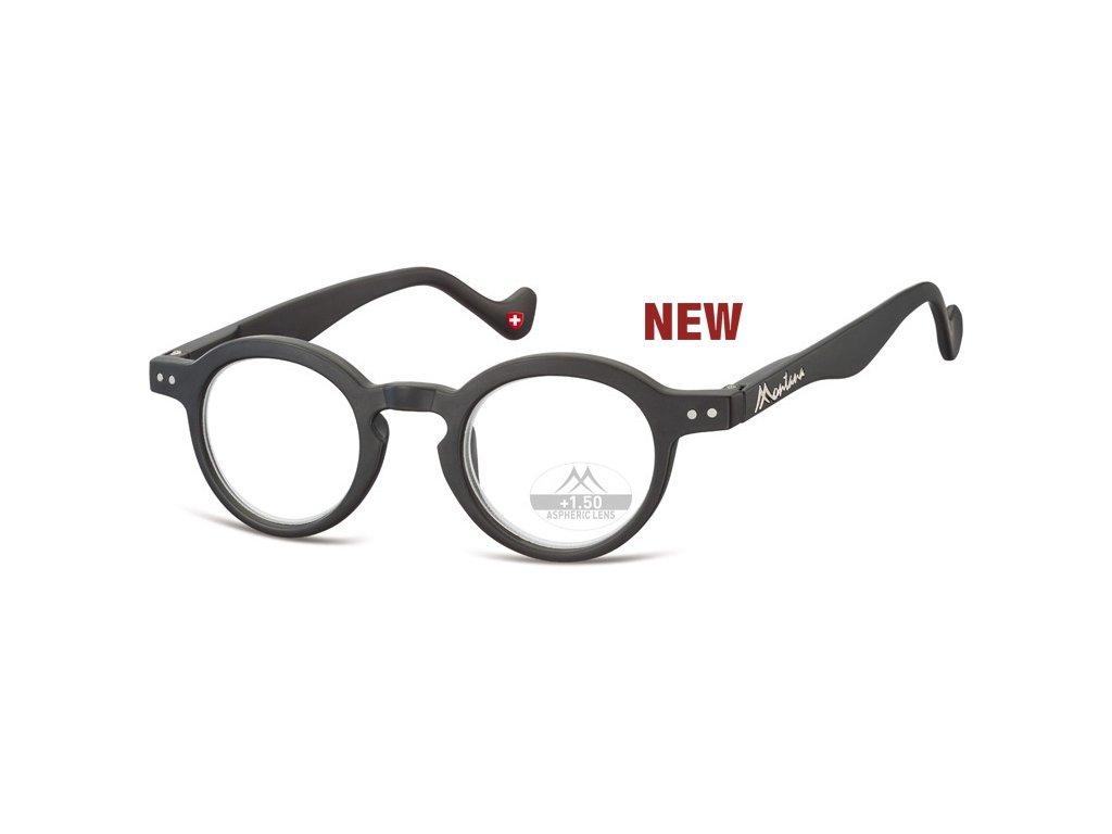 MR69 brýle na čtení černá