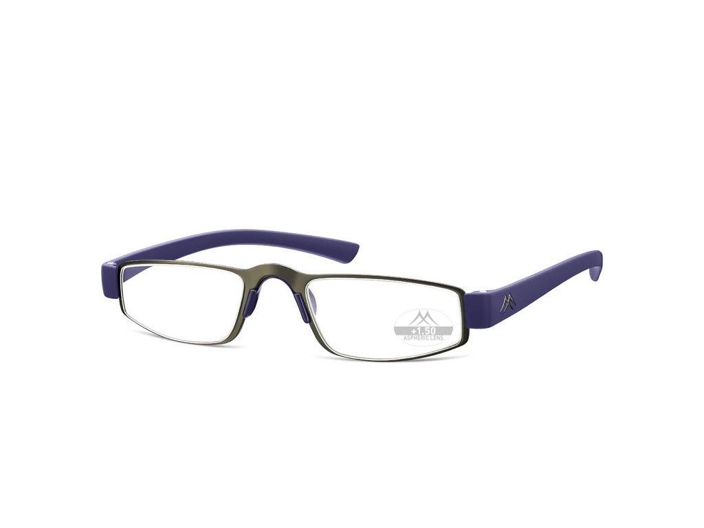 MR99C brýle na čtení modrošedá