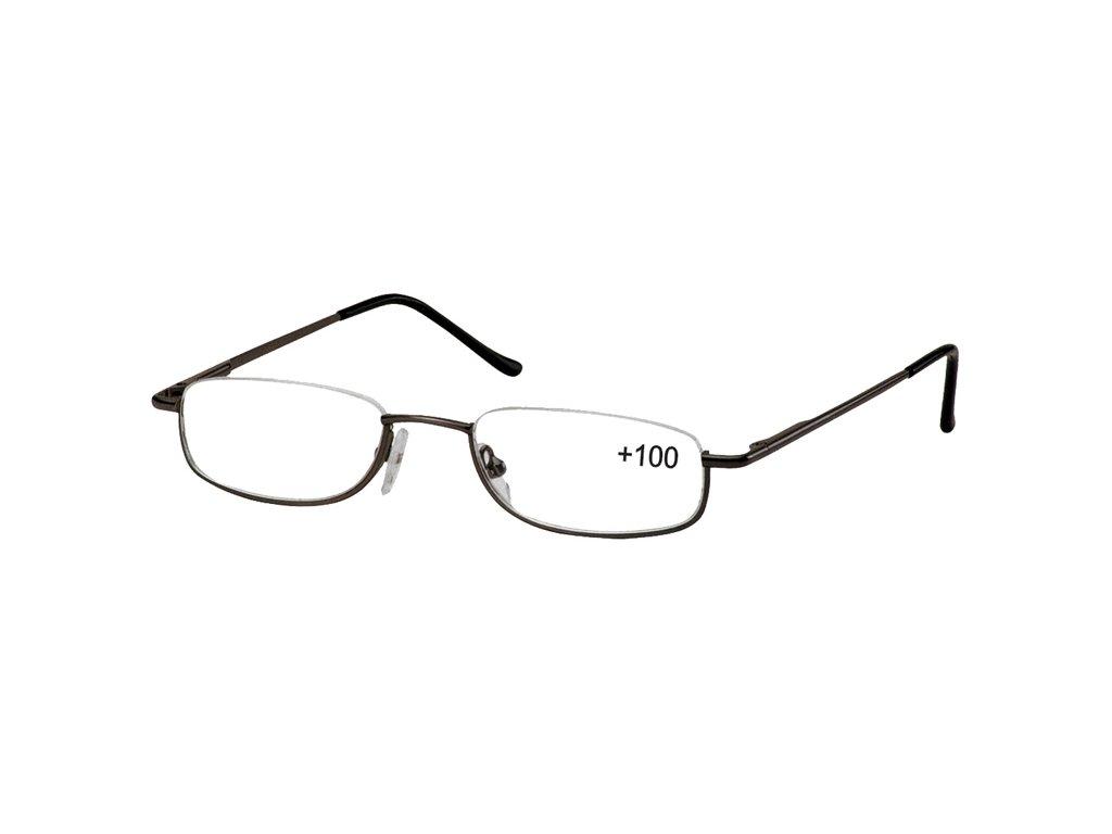 OR42a brýle na čtení kovové