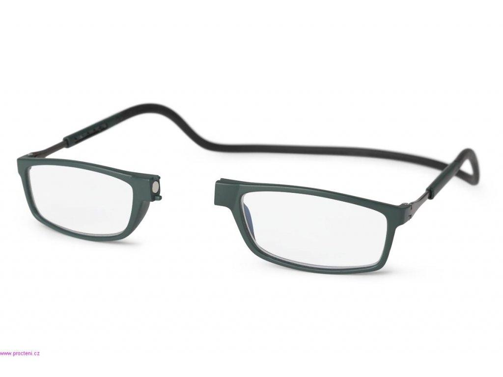 SLASTIK DOKU 009 Tmavě zelená | Dark Green