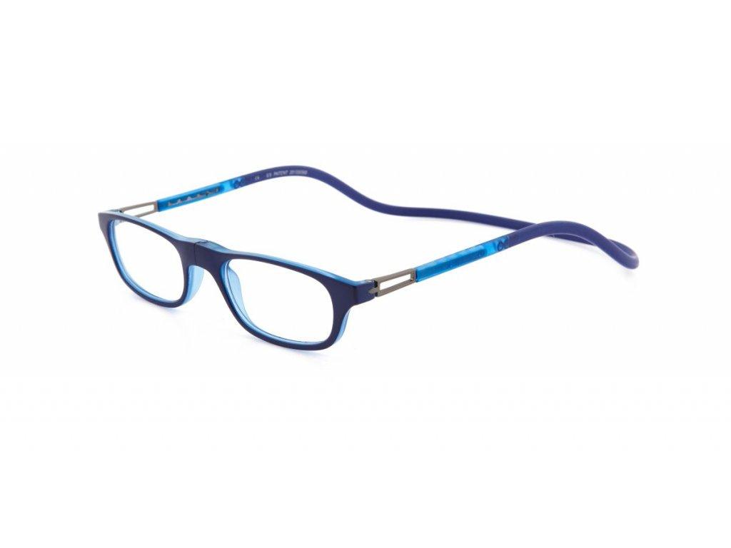 SLASTIK LEIA 015 modrá   Dark Blue