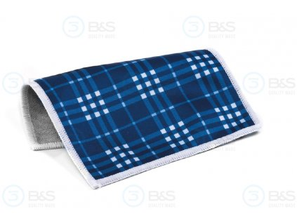CLASSIC čtverce - utěrka na brýle z mikrovlákna 18x15 cm