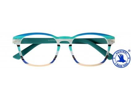 SURPRISE G59000 mint blue front