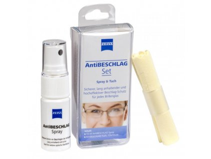 Antifog sada proti zamlžení brýlí