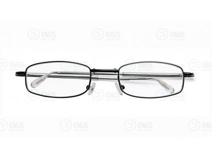 Kovové skládací brýle na čtení
