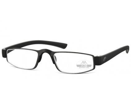 MR99 brýle na čtení černá