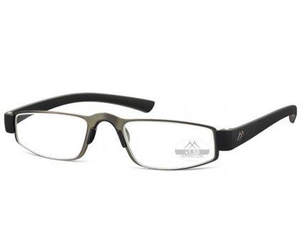 MR99B brýle na čtení stříbrnočerná