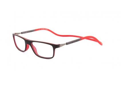 SLASTIK JABBA 006 černočervená | Red