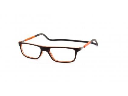 SLASTIK JABBA 022 černooranžová | Orange Black