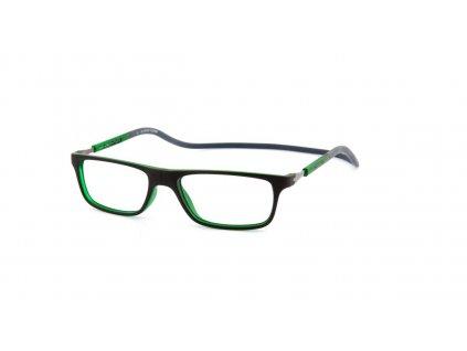 SLASTIK JABBA 024 černozelená | Black Green