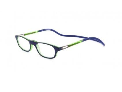 SLASTIK LEIA 012 modrozelená | Blue Green