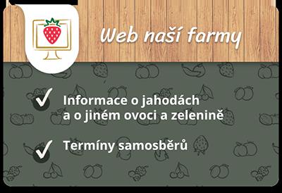 Odkaz na web Farma Vraňany