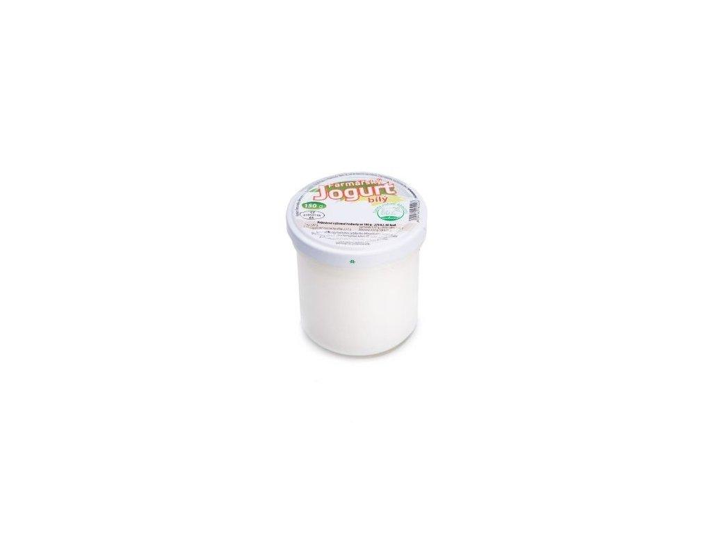 Farmářský jogurt bílý