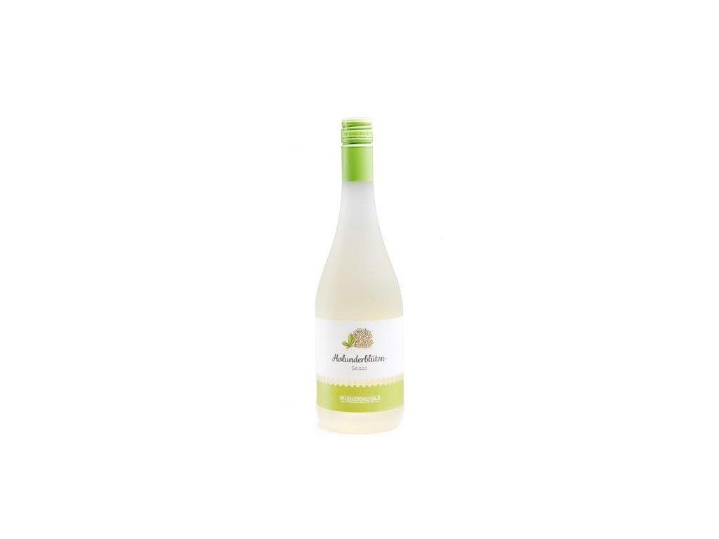 Šumivé víno Holunderblüten-Secco