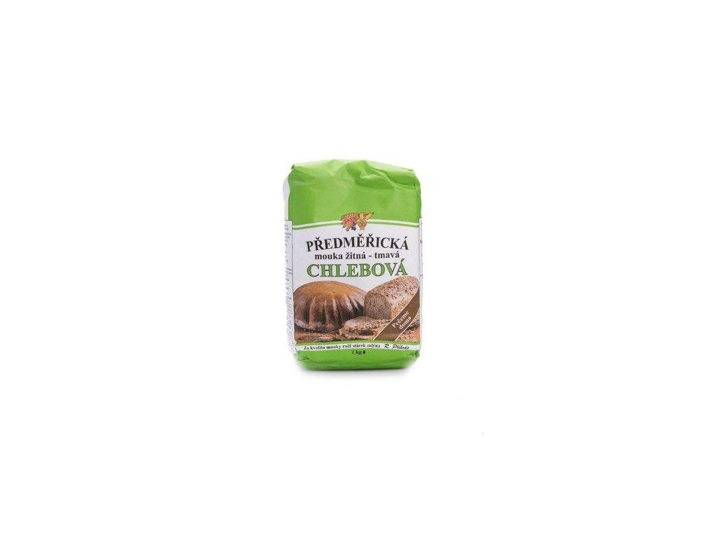 Předměřická mouka žitná-tmavá chlebová