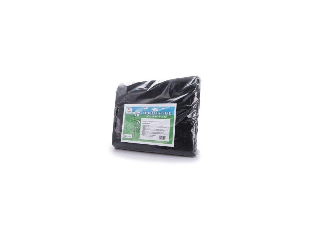 Agrotextilie černá mulčovací 1,6x10m