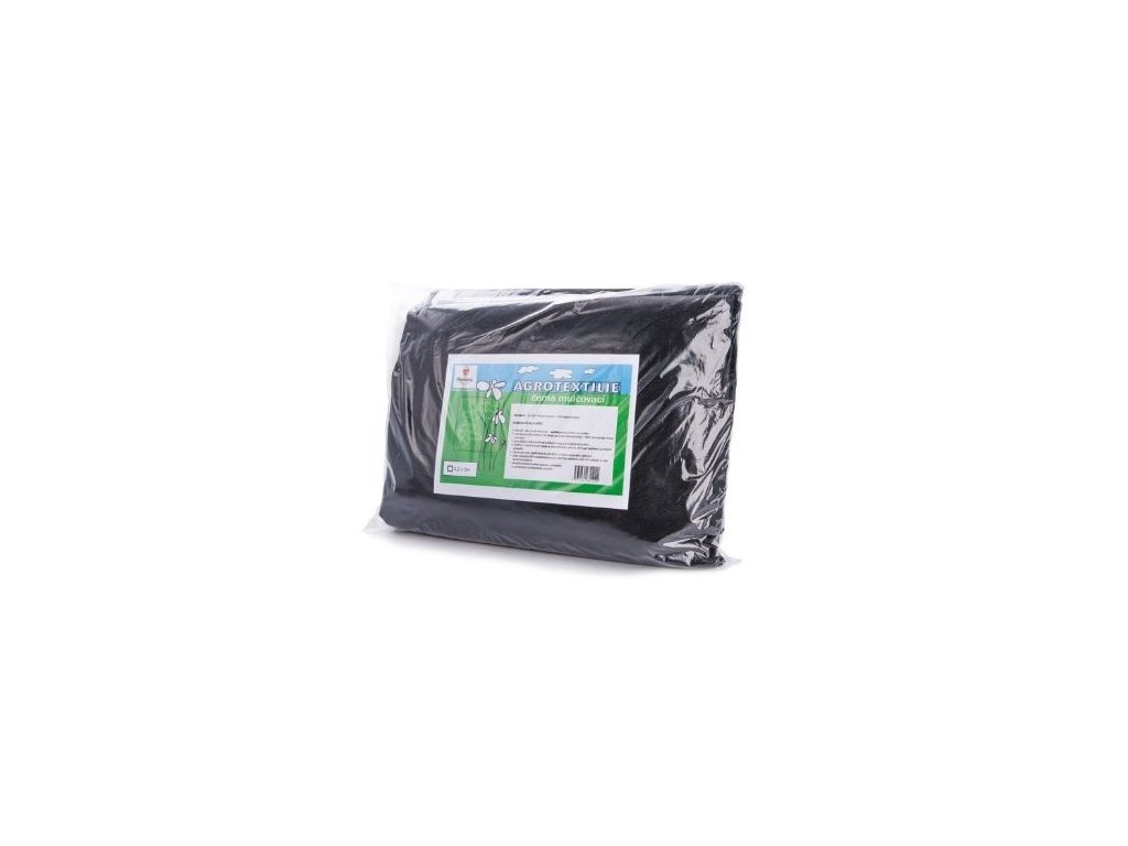 Agrotextilie černá mulčovací 3,2x5m