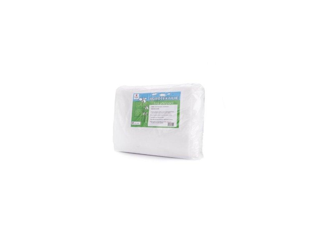 Agrotextilie bílá přikrývací 3,2x10m