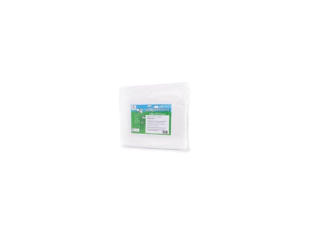 Agrotextilie bílá přikrývací 1,6x5m