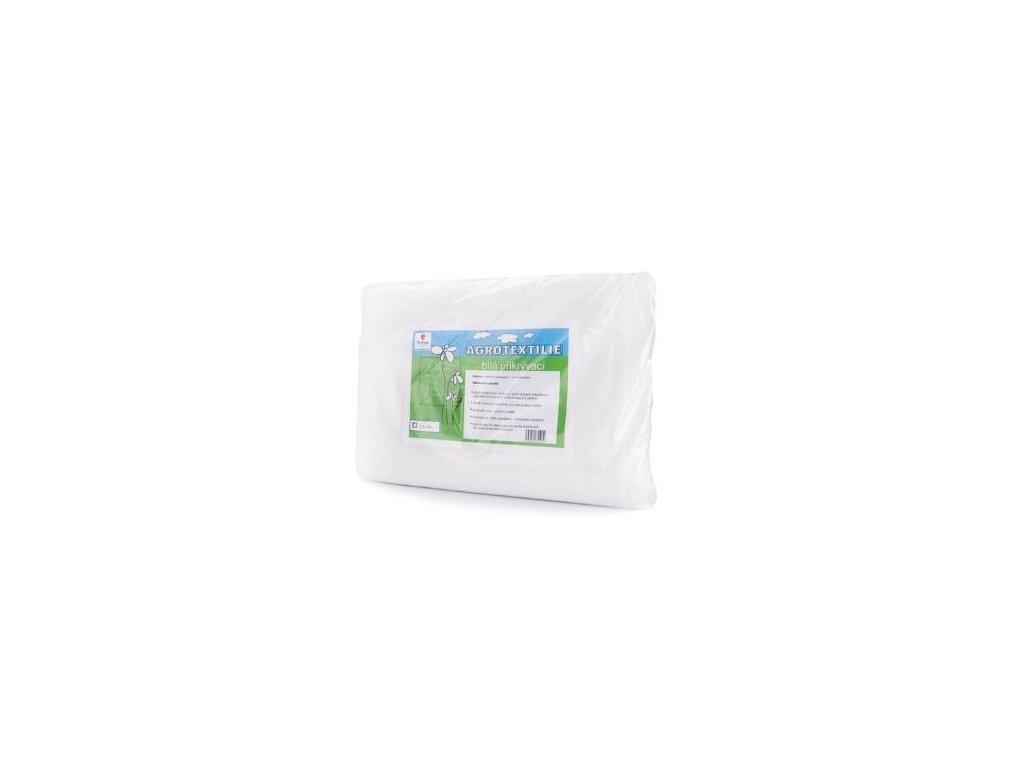 Agrotextilie bílá přikrývací 3,2x5m