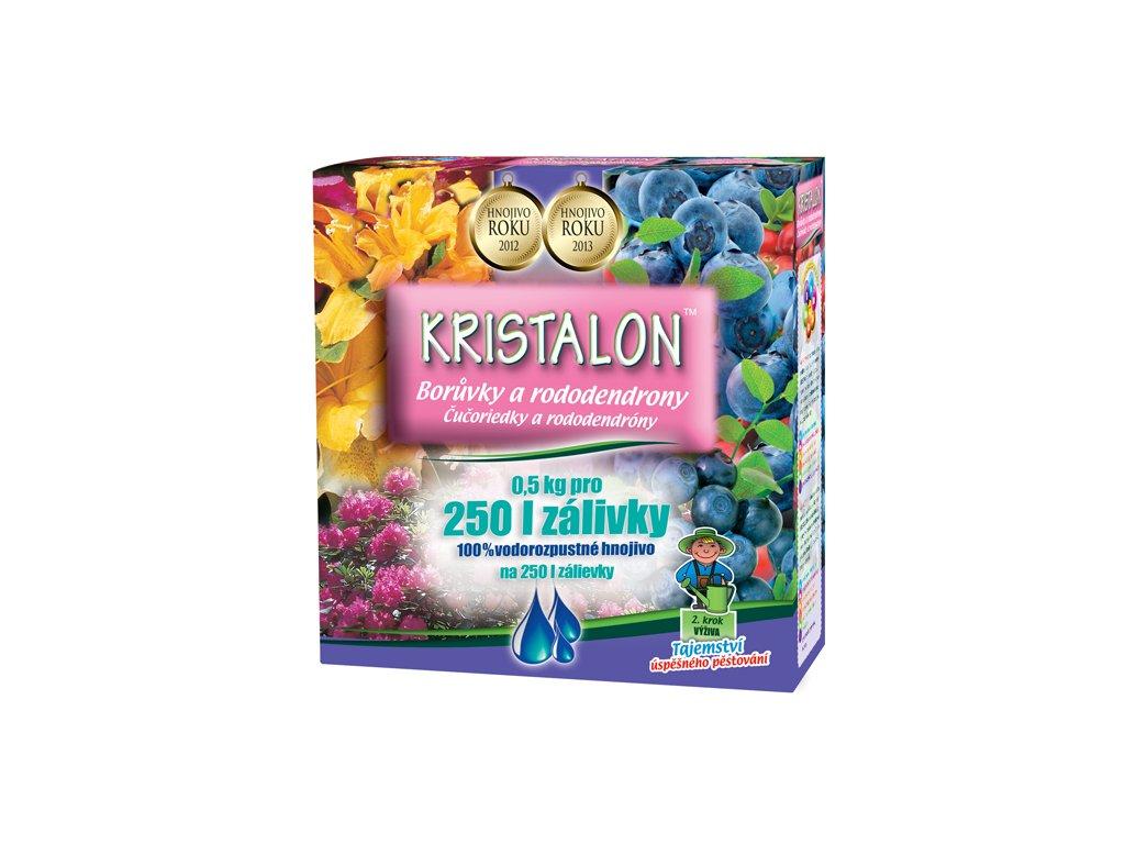 793 000504 Kristalon Boruvky a rododendron 0,5 kg 8594005001831