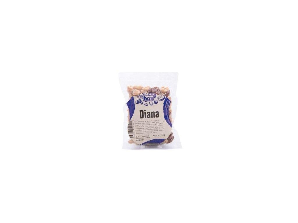 Diana pražená solená ořechová směs