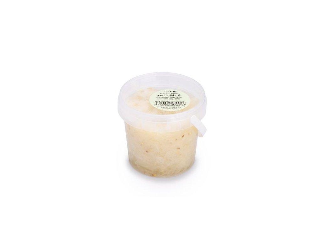 Marinované zelí bílé 500g