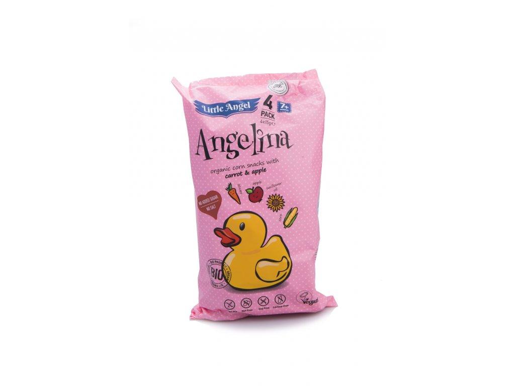 BIO Snack Angel Angelina 60g
