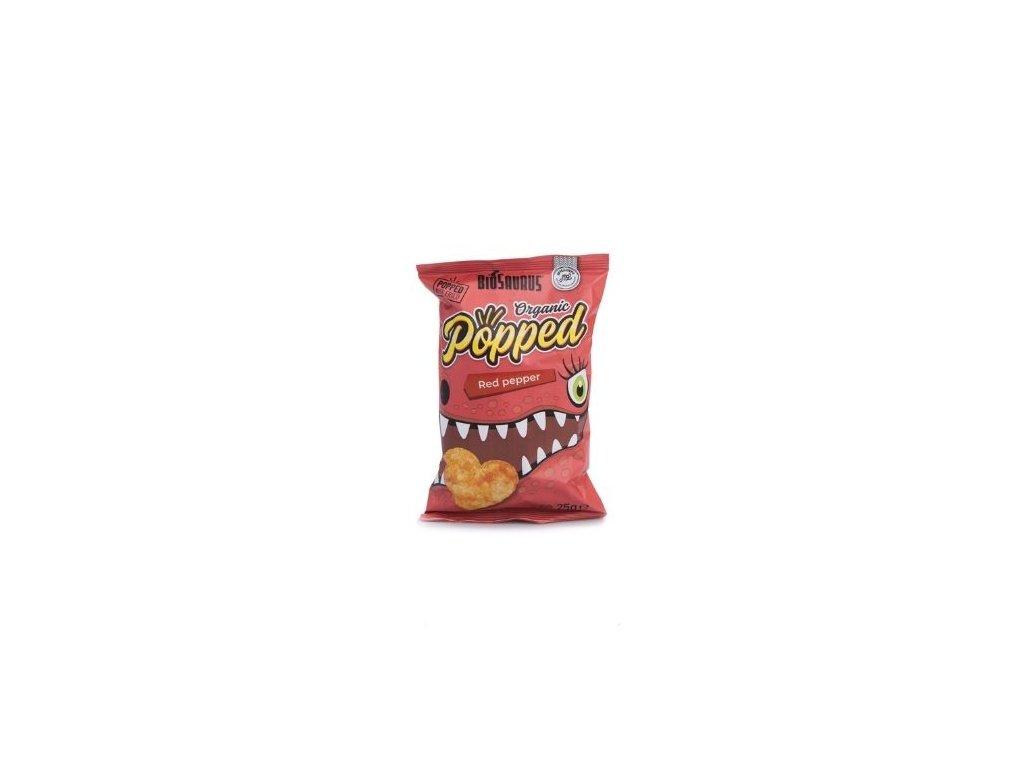 Biosaurus organic Red pepper 25g